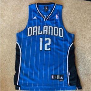 NBA Orlando jersey size large Adidas